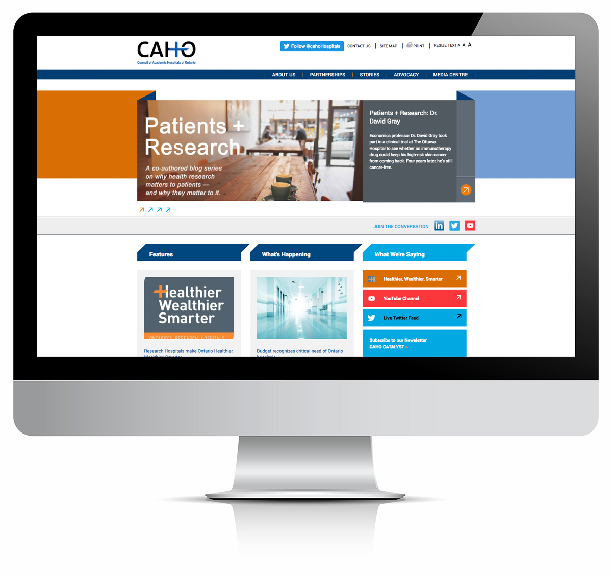 CAHO - Council of Academic Hospitals of Ontario