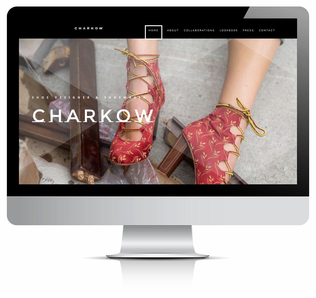 Charkow Shoes - Daniel Charkow