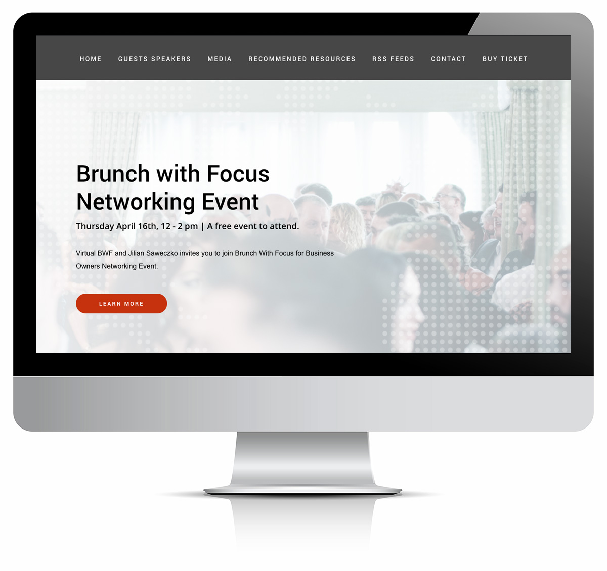 Brunch With Focus Networking Event – Become the Boss